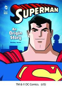 DC Super Heroes Origins Yr TPB Superman Origin Story