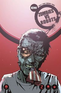 Zombies vs. Robots TPB Vol. 02 War Bots