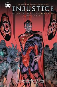 Injustice Gods Among Us Year Five TPB Vol. 01