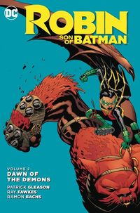 Robin Son of Batman TPB Vol. 02 Dawn of the Demons