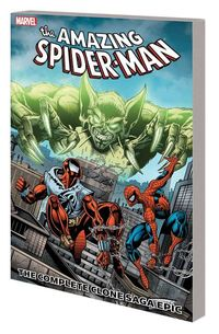 Spider-Man Complete Clone Saga Epic TPB Vol. 02 New Printing