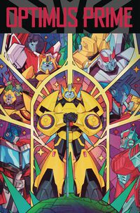 Transformers Optimus Prime TPB Vol 02