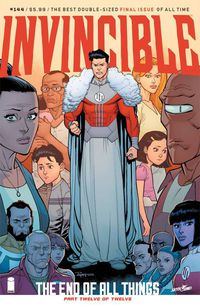 Invincible #144 (Cover A - Ottley & Fairbairn)