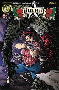 Black Betty #1 (Cover A - Da Sacco)
