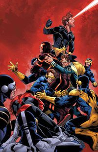 Uncanny X-Men Annual #1 (2nd Printing)