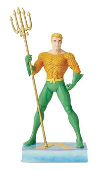 DC Heroes Silver Age Aquaman Figurine