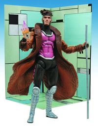 Marvel Select Gambit Action Figure