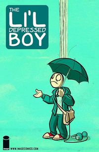 Lil Depressed Boy TPB Vol. 00 Lonely Heart Blues