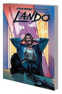 Star Wars Lando TPB review at TFAW.com