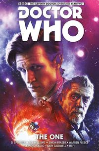 Doctor Who 11th TPB Vol. 05 The One