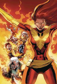 Phoenix Resurrection Return Jean Grey #1 (of 5)