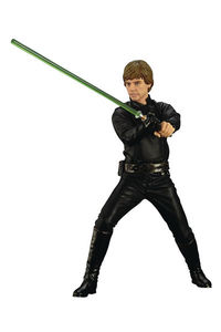 Star Wars E6 Luke Skywalker ArtFx+ Statue