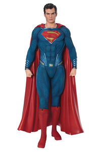 Justice League Movie Superman Artfx+ Statue