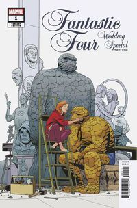 Fantastic Four Wedding Special #1 (Martin Variant)