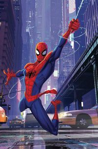Amazing Spider-Man #11 (Animation Variant)