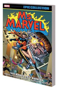 Ms Marvel Epic Collection TPB Woman Warrior