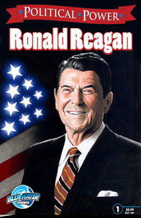 Political Power #4 Ronald Reagan