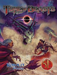 D&D RPG: Tome of Beasts HC