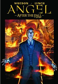 Angel After the Fall TPB Vol. 02 First Night