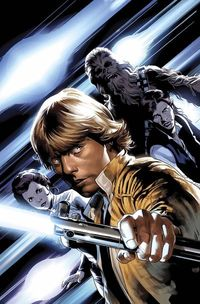 Star Wars comics at TFAW.com