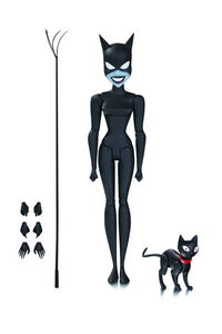 Batman Animated Series/New Batman Adventures Catwoman Action Figure