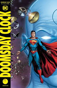 Doomsday Clock #1 (of 12) (Frank Variant)