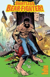 Shirtless Bear Fighter TPB