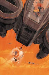Star Wars Poe Dameron #21