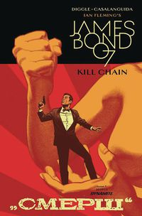 James Bond Kill Chain #5 (of 6) (Cover A - Smallwood)