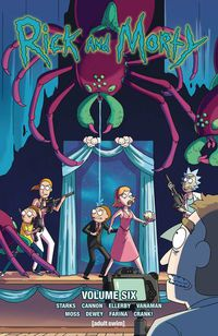 Rick & Morty TPB Vol 06