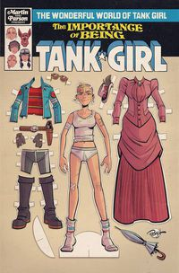 Wonderful World of Tank Girl #2 (Cover A - Parson)
