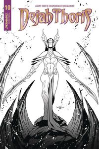 Dejah Thoris #10 (Retailer 30 Copy Incentive Variant)