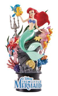 Little Mermaid Ds-012 Dream-Select Ser Previews Exclusive 6in Statue