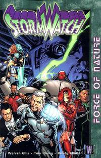 StormWatch TPB Vol. 1: Force of Nature
