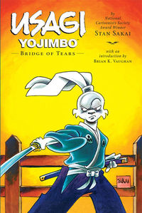 Usagi Yojimbo Volume 23: Bridge of Tears TPB