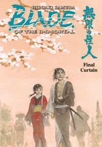 Blade of the Immortal Volume 31: Final Curtain TPB