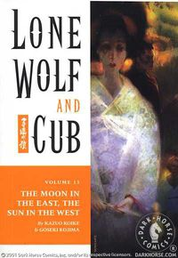 Lone Wolf and Cub Vol. 13: The Moon in the East, The Sun in the West TPB