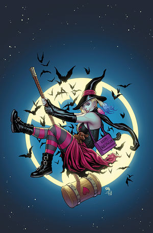 Harley Quinn #30 (Cho Variant Cover Edition)