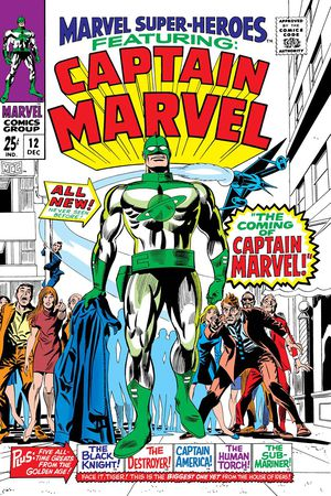 True Believers Captain Mar-Vell#1