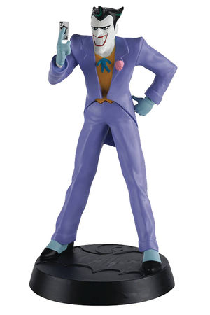 DC Batman The Animated Series Figure Coll Mag #5 Joker