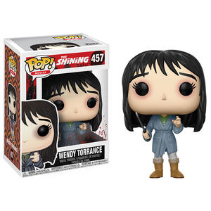 Pop Movies: The Shining - Wendy Torrance Vinyl Figure