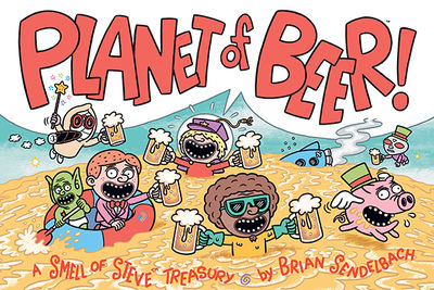 Planet of Beer - nick & dent