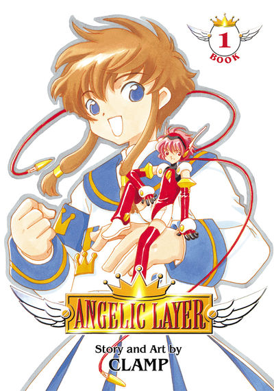 Angelic Layer Omnibus Book 1 TPB - nick & dent