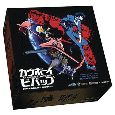 ISBN 9781589934931 product image for Cowboy Bebop Boardgame Boogie | upcitemdb.com