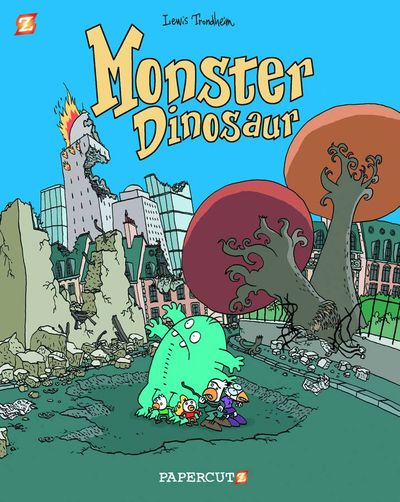 Monster Dinosaur HC