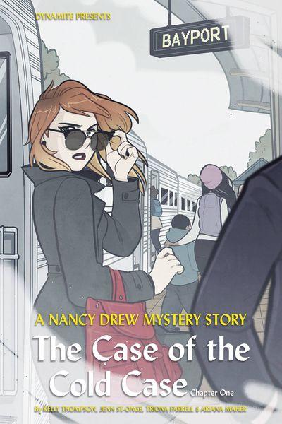 Nancy Drew (2018) from Dynamite APR180904
