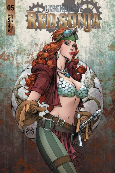 Anyone Reading Red Sonja? APR180972