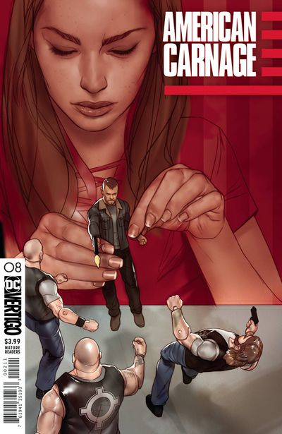 American Carnage #8
