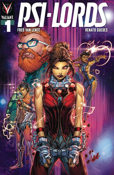 Psi-Lords #1 (Cover B - Meyers)