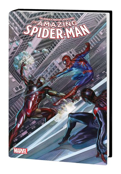 Amazing Spider-Man Worldwide HC Vol. 03